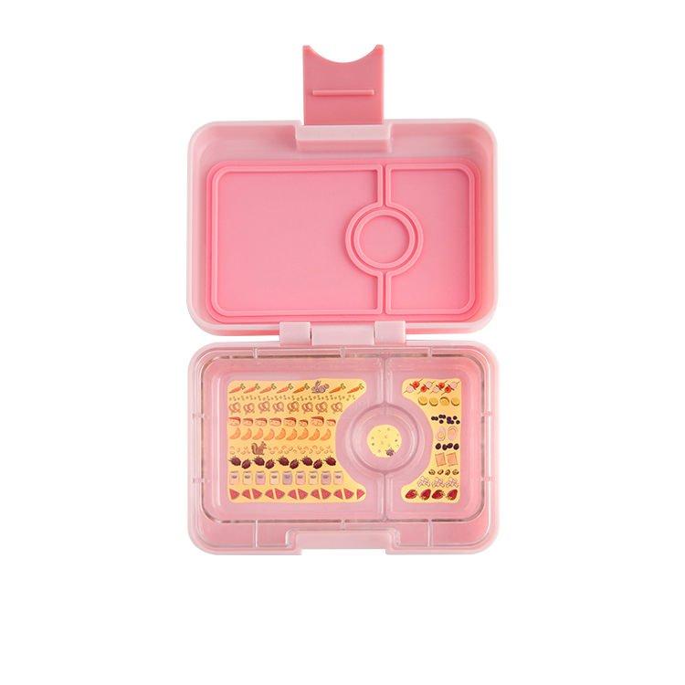 Yumbox Mini Snack Box Coco Pink