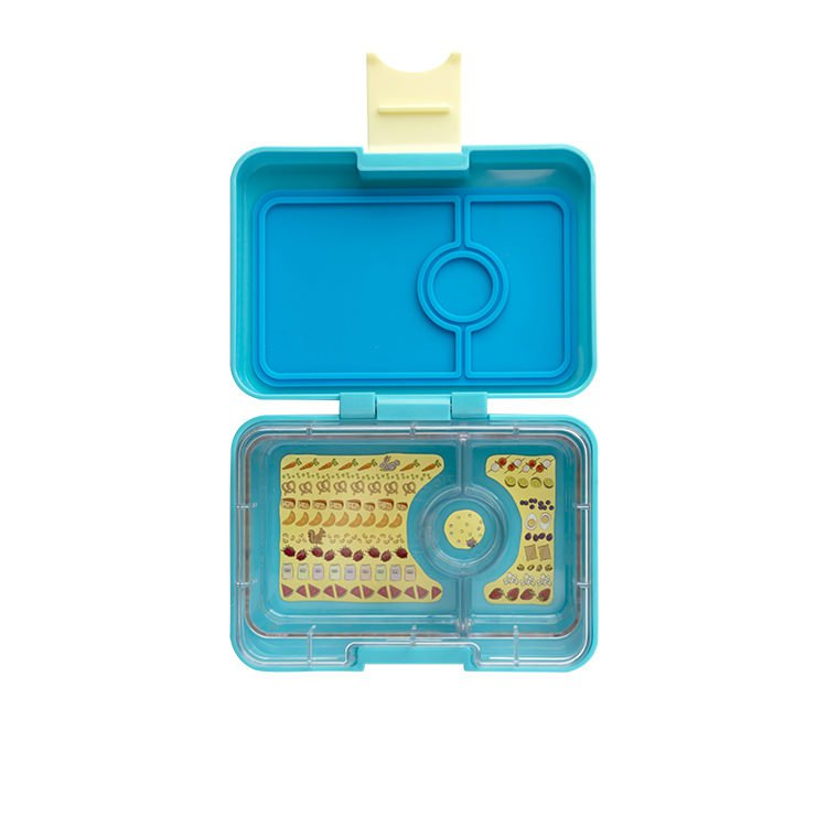 Yumbox Mini Snack Box Cannes Blue