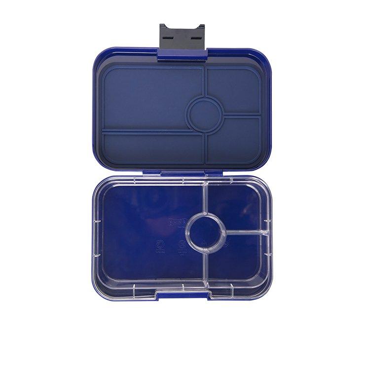 Yumbox Tapas 4 Compartment Portofino Blue