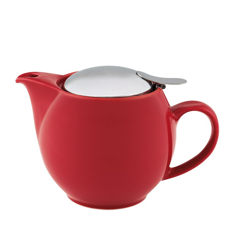 Zero Japan Teapot 450ml Cherry