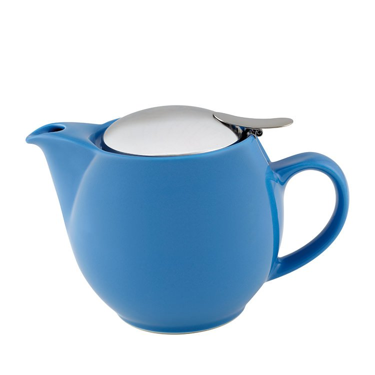 Zero Japan Teapot 450ml Sky Blue