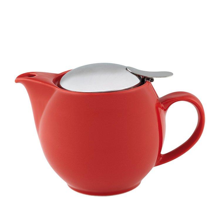 Zero Japan Teapot 450ml Tomato