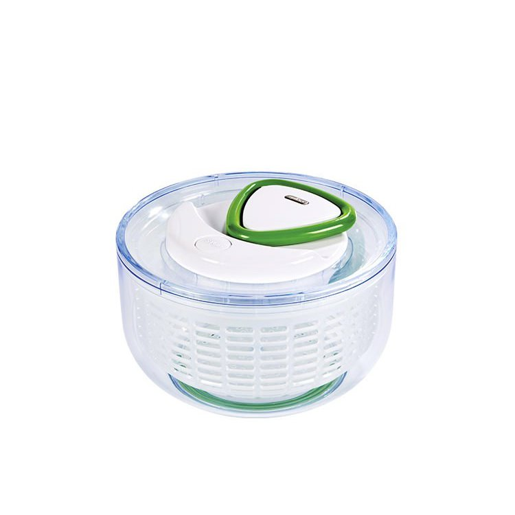Zyliss Easy Spin Small Salad Spinner White