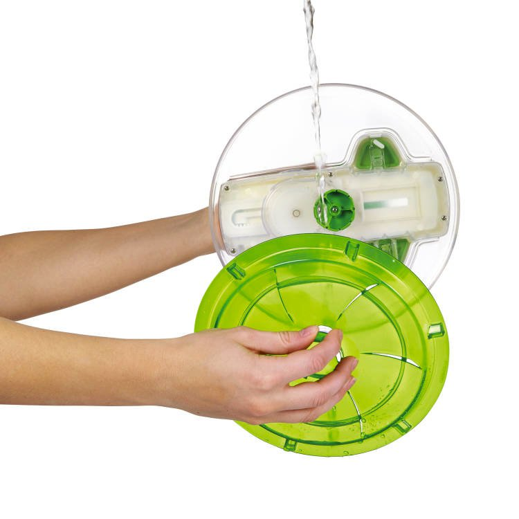 Zyliss Swift Dry Large Salad Spinner